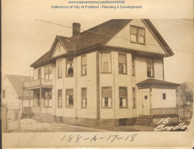 14-20 Bradley Street, Portland, 1924