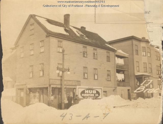 17 Brackett Street, Portland, 1924