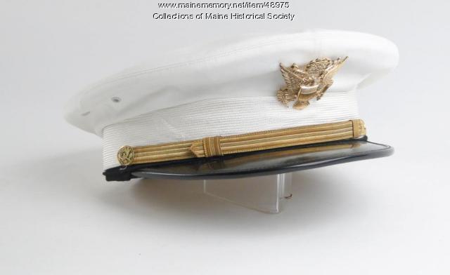 Woodrow Lenax Palmer dress hat, ca. 1940