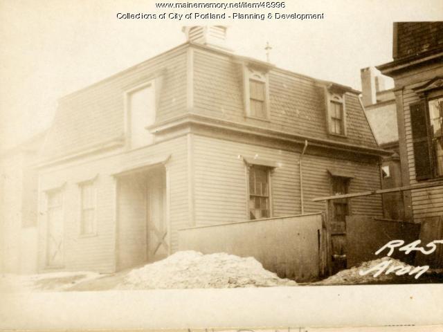 507 Avon Court, Portland, 1924