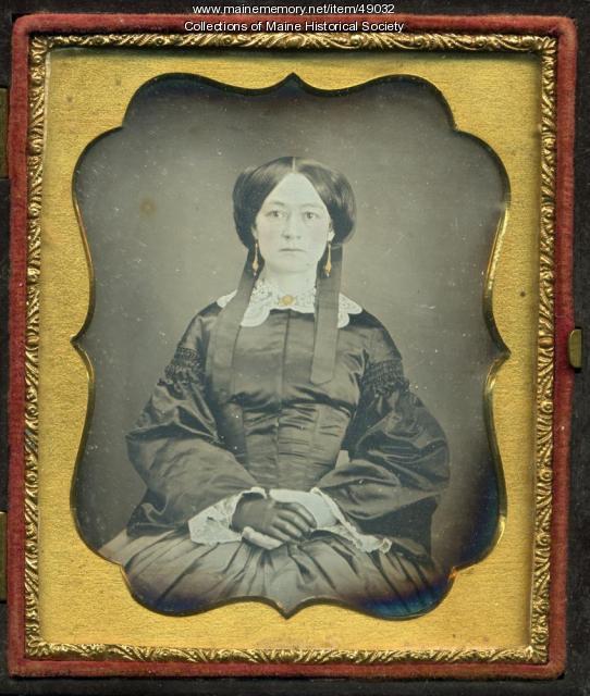 Louisa Craig Vickery, Unity, ca. 1855