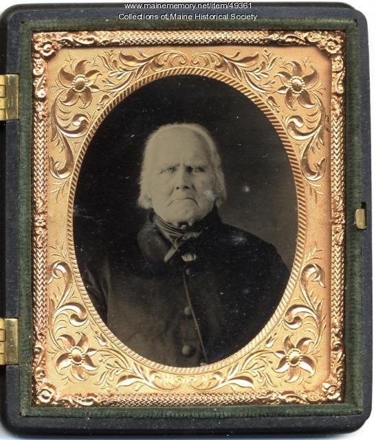Simon Dearborn, Monmouth, ca. 1850