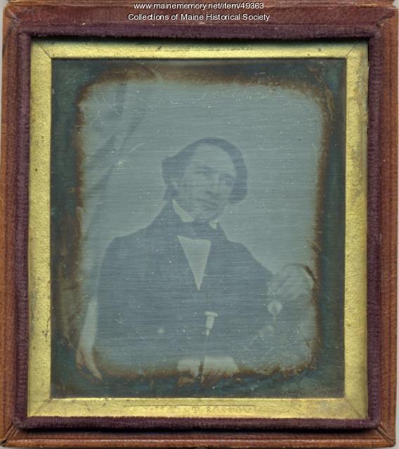 Peleg Whitman Chandler, Boston, ca. 1841
