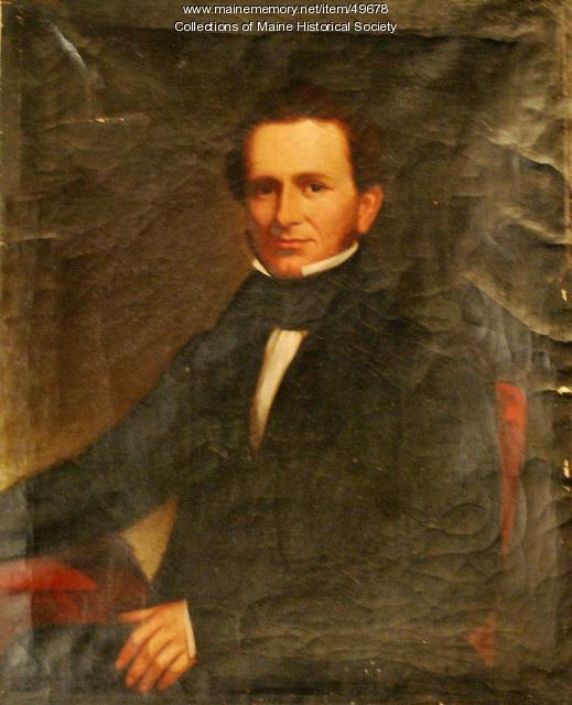 Nathaniel Sherburne Rogers, Mount Vernon, ca. 1840