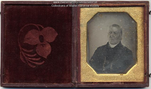 Reverend Jotham Sewall, 1847