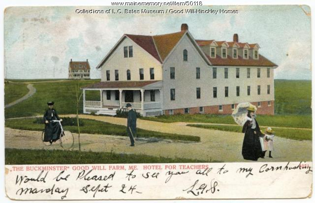 """The Buckminster"" Hotel, Hinckley, 1906"