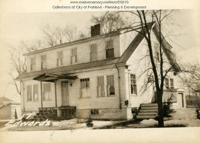 21 Edwards Street, Portland, 1924