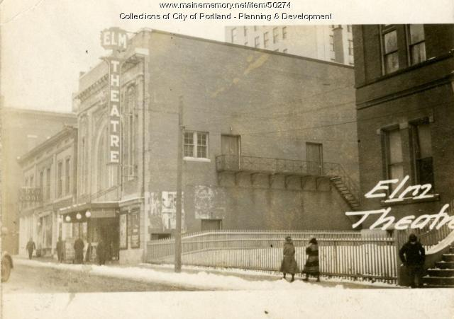 16 Elm Street, Portland, 1924