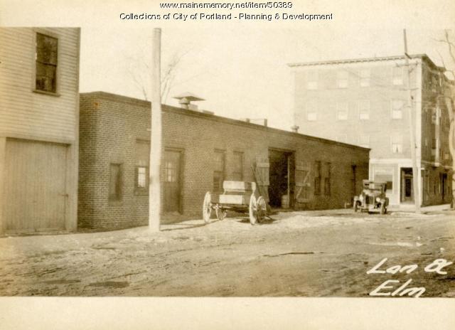 98-100 Elm Street, Portland, 1924