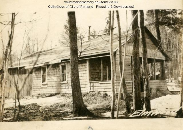 58 Elmwood, Portland, 1924