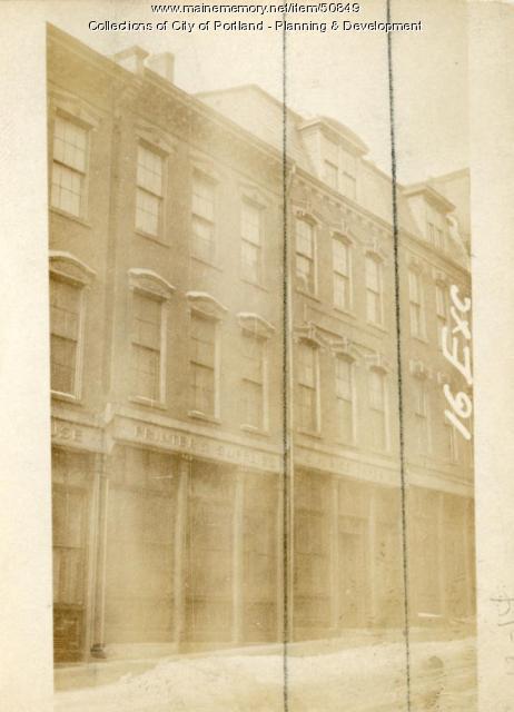 16 Exchange Street, Portland, 1924