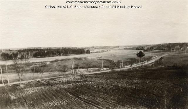 Kennebec River, Fairfield, ca. 1920