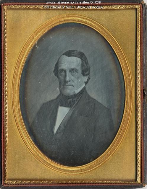 Robert P. Dunlap, Brunswick, ca. 1850