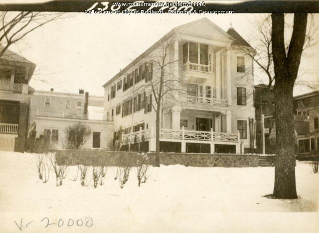 130-132 Eastern Promenade, Portland, 1924