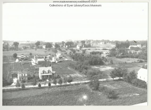 Pepperrell Street, Saco, ca. 1930