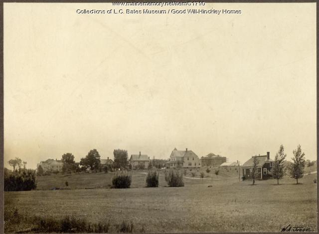 Good Will Campus, Fairfield, 1911