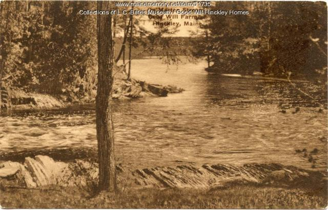 Marten Stream, Fairfield, ca. 1935