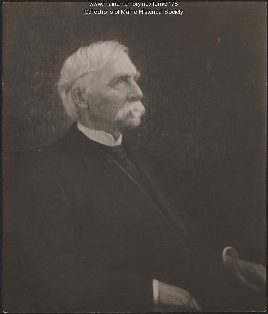Gen. Joshua L. Chamberlain, 1914