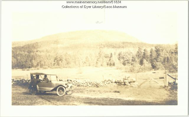 Blueberry Mountain, 1919