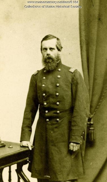 S.H. Leonard, 13th Massachusetts