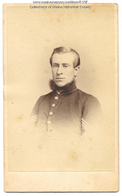 Lewis W. Campbell, ca. 1864