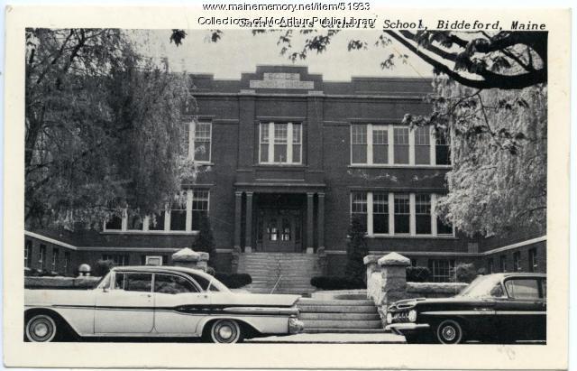 Saint Louis Catholic School, Biddeford, ca. 1959