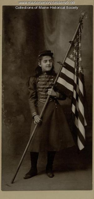 Bertha Chamberlain, Philadelphia, 1899