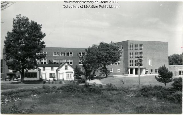 St. Francis College, Biddeford, ca. 1955