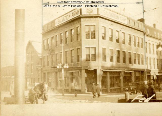 204-210 Federal Street, Portland, 1924