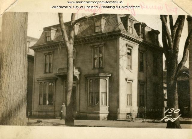 130-134 Federal Street, Portland, 1924