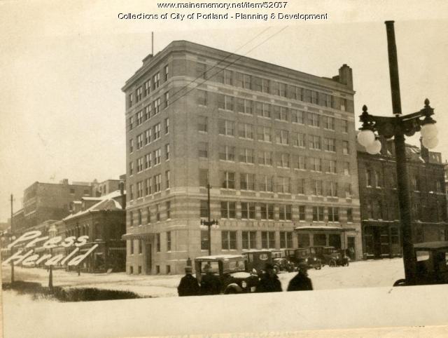 175-179 Federal Street, Portland, 1924