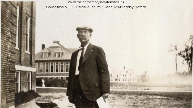 George Walter Hinckley, Fairfield, 1917