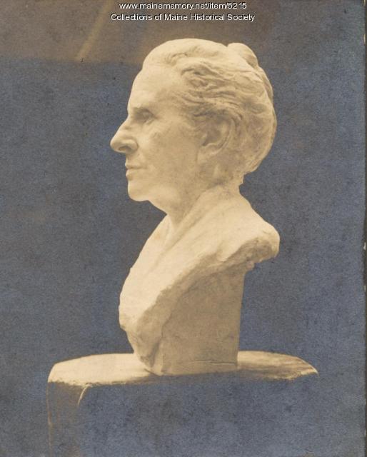 Rebecca N. Usher, Hollis, ca. 1885