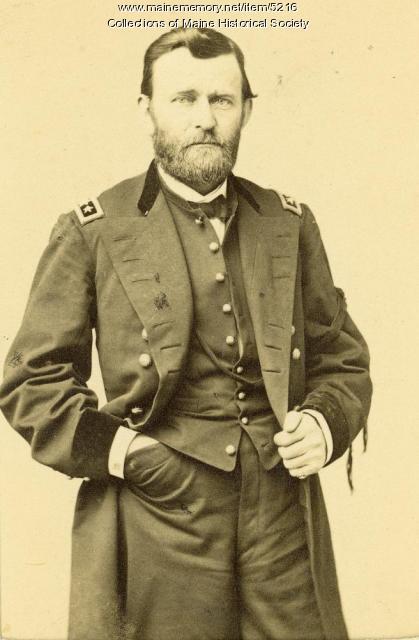 Ulysses S. Grant, ca. 1864