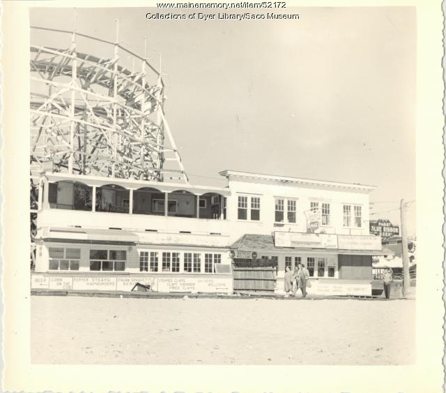 Palace Playland, Old Orchard Beach, 1948