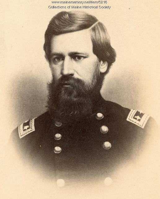 General Oliver Otis Howard, ca. 1863