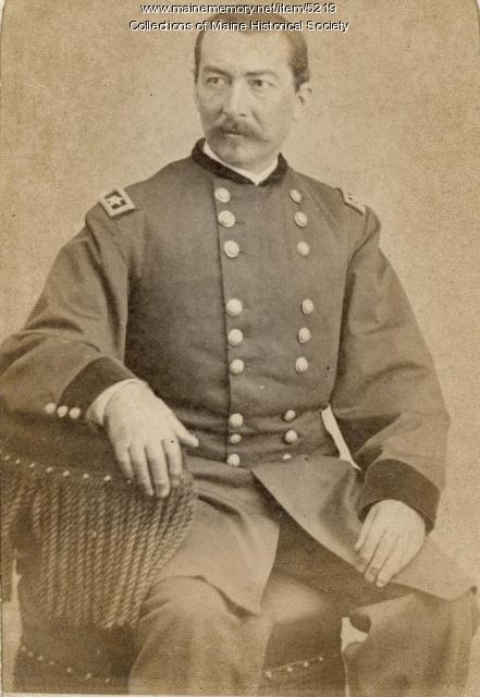 General Philip H. Sheridan, ca. 1860