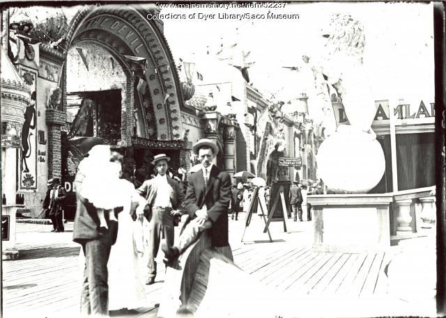 Luna Park, Coney Island, ca. 1903