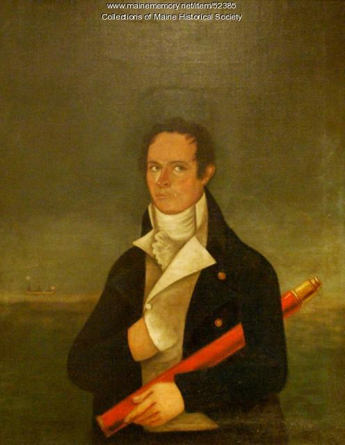 Capt. William McLellan Jr., ca. 1800