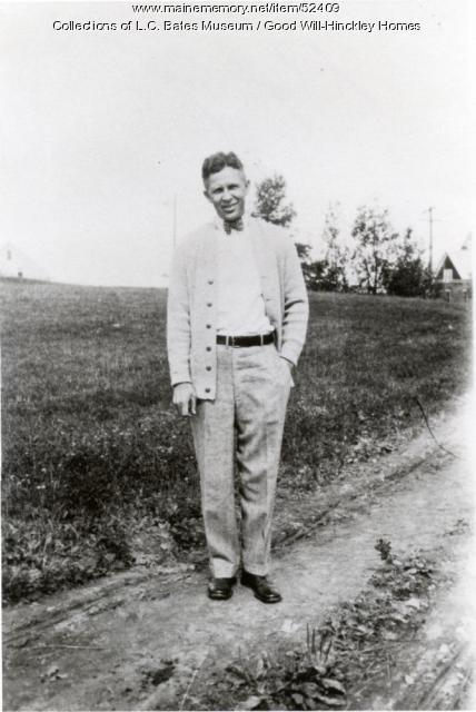 Norman Hinckley, Fairfield, ca. 1930