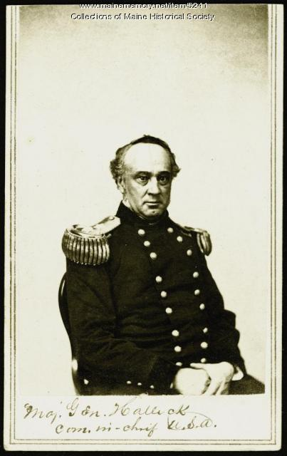 Major General Halleck