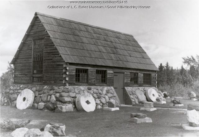 Granite House and garden, Fairfield, ca. 1935