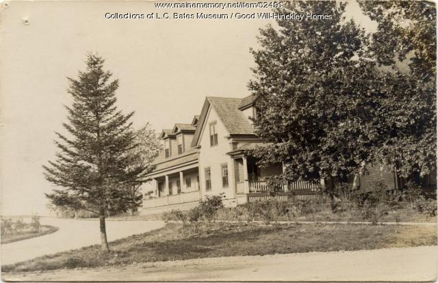Good Will Cottage, Fairfield, ca. 1935