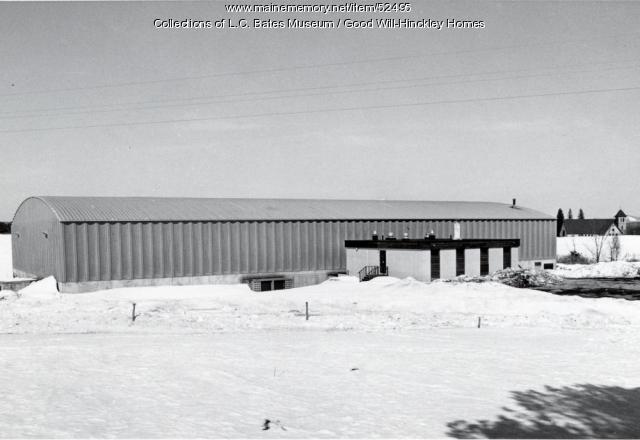 Nutter Field House, Fairfield, ca. 1975