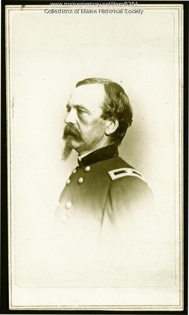 Major General Daniel Edgar Sickles