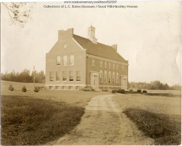 Gould School, Fairfield, ca. 1935
