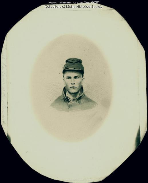 West W. Cooper, Union, 1861