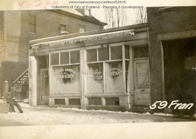 59 Franklin Street, Portland, 1924