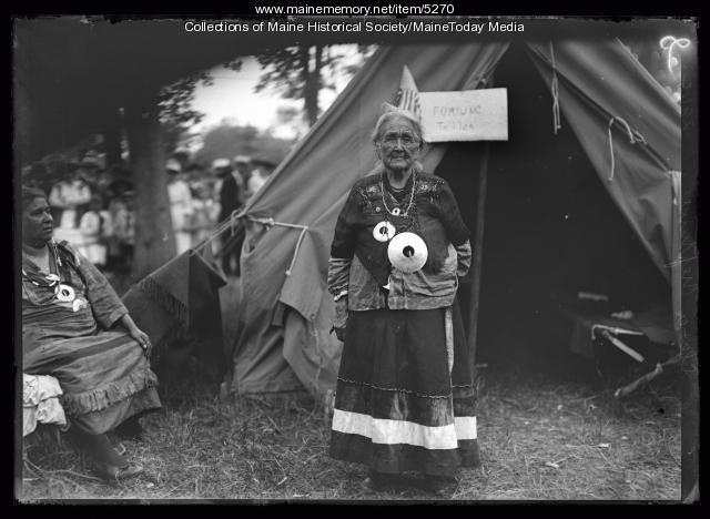 Clara Neptune, Portland, 1920