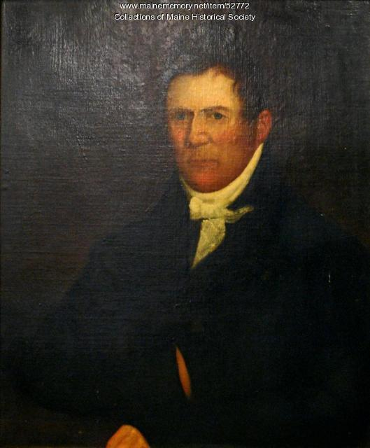 Thomas Merrill, Portland, ca. 1825